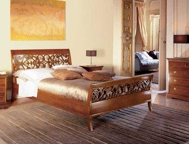 Итальянская кровать 858 Ciclamino фабрики LE FABLIER