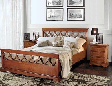 Итальянская кровать 816 Narciso фабрики LE FABLIER