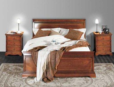 Итальянская кровать 818 Iris фабрики LE FABLIER