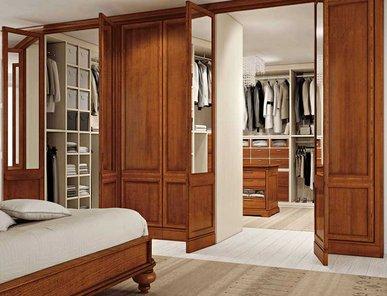 Итальянская гардеробная PROGETTO SU MISURA 01 фабрики LE FABLIER