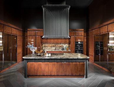 Итальянская кухня Gran Duca Scott 01 фабрики PRESTIGE