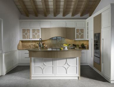 Итальянская кухня Dama фабрики PRESTIGE