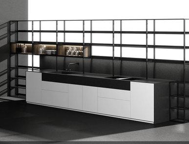 Кухня Albens Sedamat Blanco фабрики DOCA