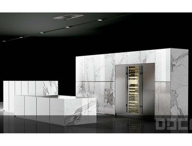 Кухня Luxury Stone Cassini фабрики DOCA