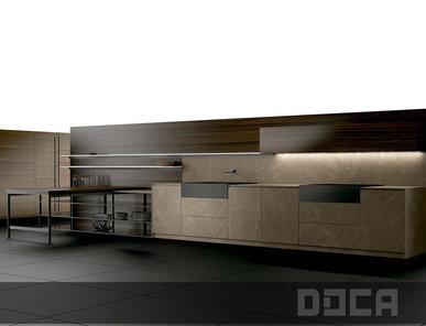 Кухня Luxury Stone Zoe Natur фабрики DOCA