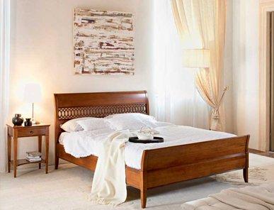 Итальянская кровать Le Gemme Corallo фабрики LE FABLIER