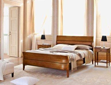 Итальянская кровать Granato фабрики LE FABLIER