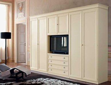 Итальянский шкаф 106- Composizione  фабрики LE FABLIER