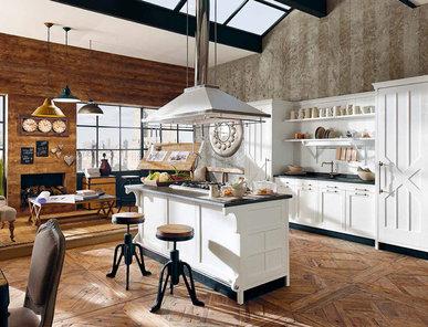 Итальянская кухня KREOLA фабрики MARCHI CUCINE