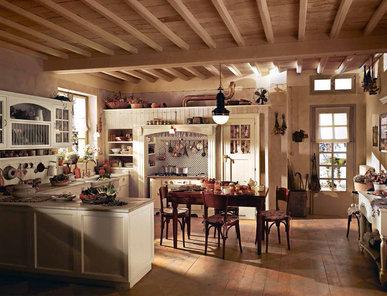 Итальянская кухня OLD ENGLAND фабрики MARCHI CUCINE