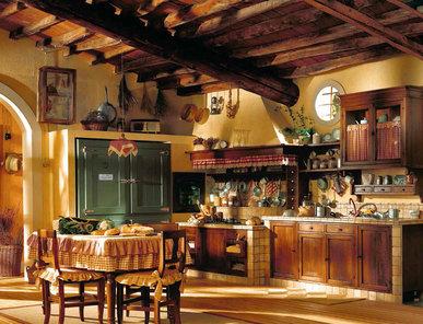 Итальянская кухня DORALICE фабрики MARCHI CUCINE