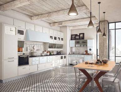 Итальянская кухня SAINT LOUIS MILANO фабрики MARCHI CUCINE