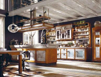 Итальянская кухня BAR & BARMAN LONDON фабрики MARCHI CUCINE