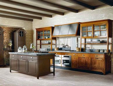 Итальянская кухня OPERÀ 02 фабрики MARCHI CUCINE