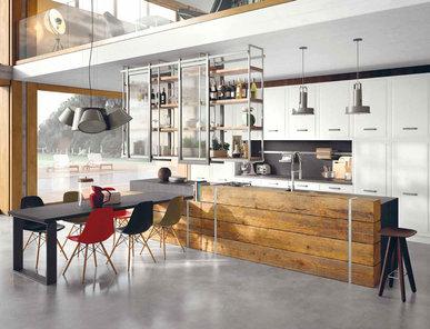 Итальянская кухня BRERA76 01 фабрики MARCHI CUCINE