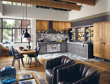 Итальянская кухня BRERA76 02 фабрики MARCHI CUCINE
