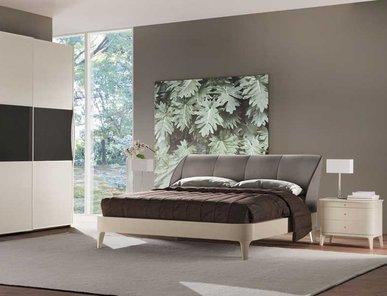 Итальянская кровать ROSA MIELE фабрики LE FABLIER