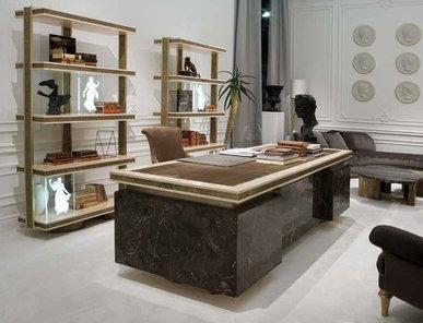 Итальянский письменный стол Shinto фабрики JUMBO COLLECTION