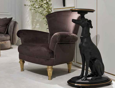 Итальянское кресло Rivoli фабрики JUMBO COLLECTION