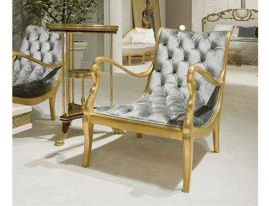Итальянское кресло Guery фабрики JUMBO COLLECTION