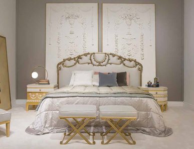 Итальянская кровать Madeleine фабрики JUMBO COLLECTION