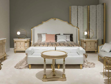 Итальянская кровать Annecy фабрики JUMBO COLLECTION