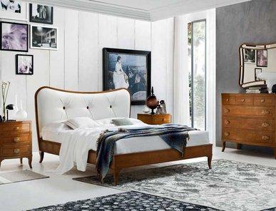 Итальянская кровать G258 Nuvola фабрики LE FABLIER