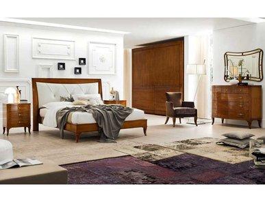 Итальянская спальня Meimose 02 фабрики LE FABLIER