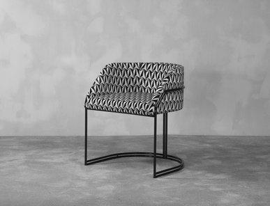 Итальянский стул DEJA VU фабрики GIOPAGANI
