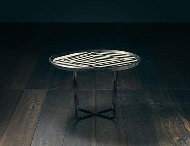 Итальянский столик ABSINTHE ROUND LOW фабрики GIOPAGANI