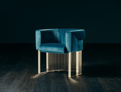 Итальянский стул BONHEUR фабрики GIOPAGANI