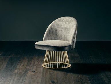 Итальянское кресло RENDEZ-VOUS фабрики GIOPAGANI