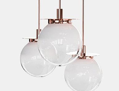 Итальянская люстра 3-LIGHTS фабрики GIOPAGANI