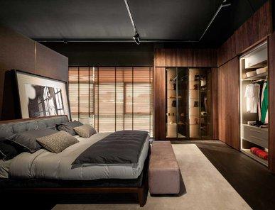 Итальянская спальня Off wardrobe фабрики MAZZALI