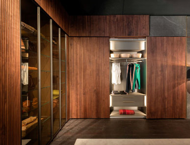 Итальянский шкаф Off wardrobe фабрики MAZZALI