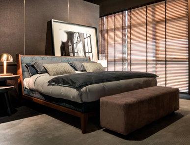Итальянская кровать Off wardrobe фабрики MAZZALI