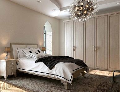 Итальянская спальня PIAZZA DI SPAGNA фабрики MAZZALI