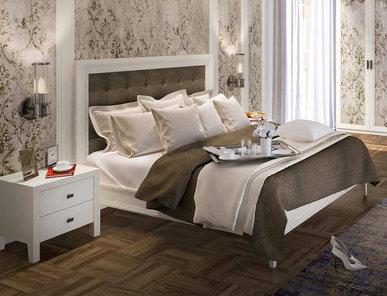 Итальянская кровать VIA CONDOTTI фабрики MAZZALI