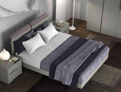 Итальянская кровать SINTESI фабрики MAZZALI