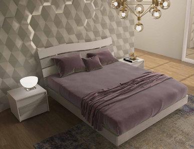Итальянская кровать ONDA фабрики MAZZALI