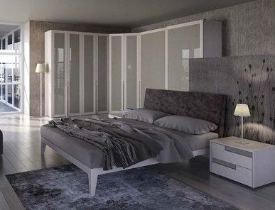 Итальянская кровать REGOLO фабрики MAZZALI