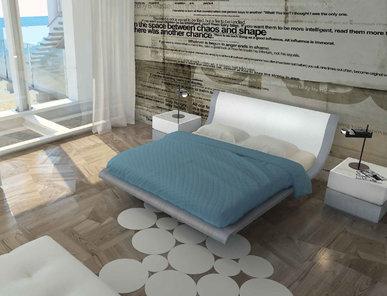 Итальянская кровать ORIGAMI фабрики MAZZALI