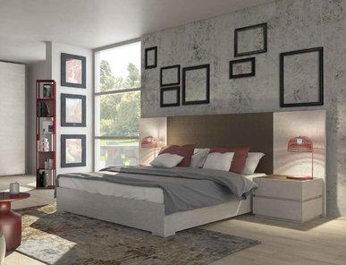 Итальянская кровать THE WALL фабрики MAZZALI