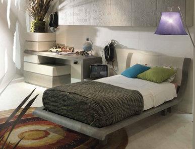 Итальянская кровать ZEFIRO фабрики MAZZALI