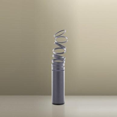Итальянская настольная лампа Decomposé Light Fumé фабрики ARTEMIDE