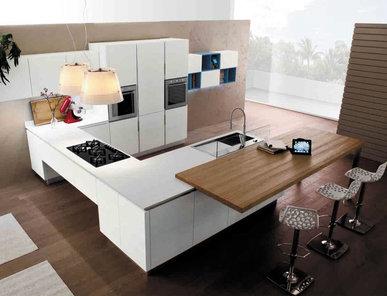 Итальянская кухня BIANCA ANICE 01 фабрики ARREX