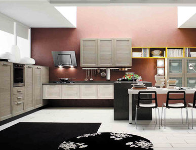 Итальянская кухня BIANCA ANICE 05 фабрики ARREX