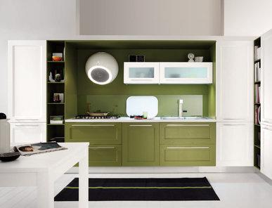 Итальянская кухня ELITE 02 фабрики GICINQUE CUCINE
