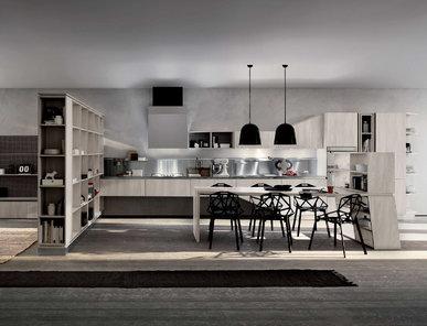 Итальянская кухня ASIA 01 фабрики GICINQUE CUCINE