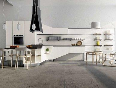 Итальянская кухня ASIA 02 фабрики GICINQUE CUCINE